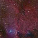 NGC 6188,                                Walter Gröning