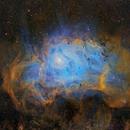 M8 - Lagoon Nebula SHO,                                Janco