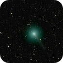 Comet C?2019 Y4 ATLAS getting brighter, Fingers crossed,                                Dan Bartlett
