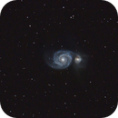 Vhirlpool Galaxy M51,                                Fermin Diaz