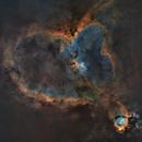 Heart nebula Ic1805,                                Turki Alamri