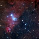 Cone Nebula,                                Astrowood