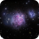 3rd Attempt- Orion/M42 and Running Man,                                Aurora_Dragon