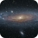M31 The Andromeda Galaxy from GSSP,                                Jacob Bers