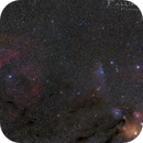Southern Ophiuchus and Northern Scorpion Widefield,                                Niko Geisriegler