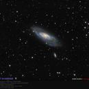 M106 GALAXY,                                MoonPrince