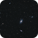 M81 M82 Widefield,                                Joostie
