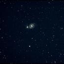 Galaxie du Tourbillon : M51,                                Jgl2206
