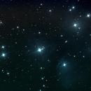 M45 Pleiades,                                antonenright
