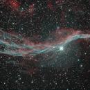 NGC6960 Ha OIII,                                Dennis Waldbüßer