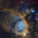NGC 896 SHO,                                Erik Guneriussen