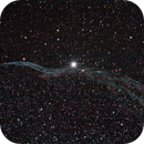 NGC6960 - Veil Nebula (The Witch's Broom),                                Mike Hislope