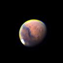 Mars and Olympus Mons,                                EndaJohn