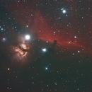 IC 434 Horsehead Nebula,                                Bernhard Noichl