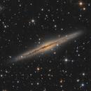 NGC891 - 130PDS and 200P,                                alexbb