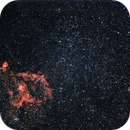 Nebulosa cuore e Doppio Ammasso Perseo,                                Peppe.ct