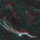 NGC 6960 ( Veil Nebula),                                Dirk Schwarze