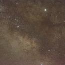 Milky Way with Jupiter - 2019 Texas Star Party,                                lkannard