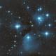 M45 Pleiades,                                Brett