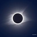 Total Solar Eclipse - August 2017,                                Hap Griffin