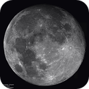 Moon Mosaic 20 images,                                Leandro Fornaziero