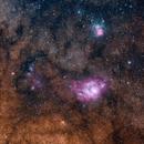 Heart of the Milky Way,                                Björn Hoffmann