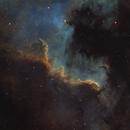 The Cygnus Wall in SHO,                                lefty7283