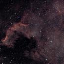 NGC7000 - The America Nebula (Ha-RGB),                                  Olivier Ravayrol