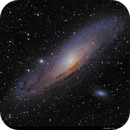 Messier 31 - The Andromeda Galaxy,                                Wellerson Lopes