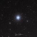 M13, RedCat First Light under Bortle 8/9 skies,                                Björn Hoffmann