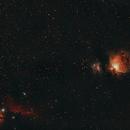 Nébuleuses d'Orion,                                Roger Bertuli