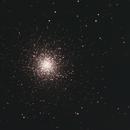 M13 Globular Cluster,                                Bob Stevenson