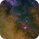 Looking south, m8-20 region with 100mm,                                Gianni Cerrato