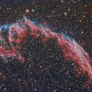 East Veil Nebula - NGC6992,                                José Manuel Taverner Torres