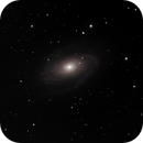 M81 bodes galaxy,                                fanthomas