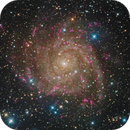 IC 342 | The Hidden Galaxy,                                Kevin Morefield