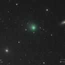 C/2019 U6 Near M89&NGC4569,                                Kang Yao