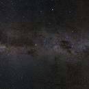 Southern Milky Way,                                Jonah Scott