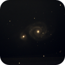 M51 Whirlpool Galaxy,                                Amy G Padgett