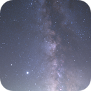 Milky Way with Jupiter and Saturn,                                MarcoLuz