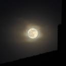 Full moon over the roof,                                Fausto Lubatti