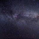 Dome of the Milky Way,                                GiedreKub