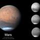 Mars - 3rd June 2018 a reworked image,                                Niall MacNeill