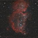 IC 1848 - Nebulosa Anima,                                Domenico De Luca
