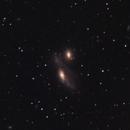 Coma Berenices Galaxies,                                Sektor
