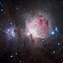 M42 - The Great Orion Nebula,                                Harry Zampetoulas