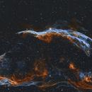 NGC6960 Veil,                                Jesús M. Vargas