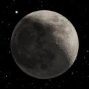Moon HDR,                                Christian Kussberger