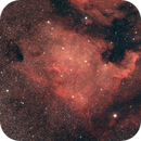 North America Nebula,                                Erik Marsh