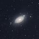 NGC 5055,                                Patrick Fricker